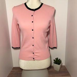 Pink Worthington Cardigan